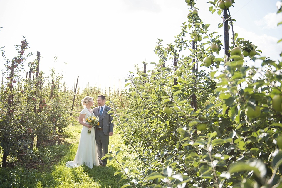 Emotional Outdoor Wedding At The Barn Yard In Kent