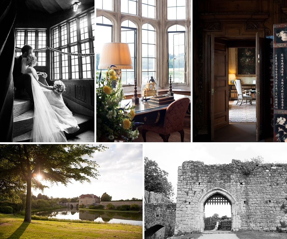 Grand Wedding At A Castle Complete With Gates And Lake Beautiful Doorways Windows
