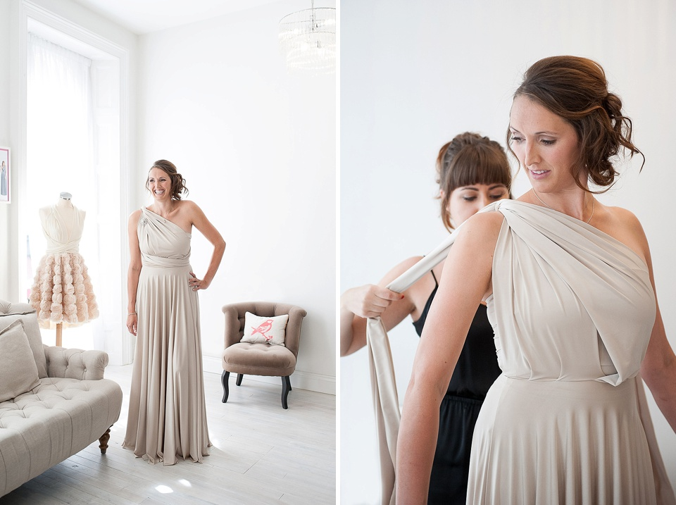 wedding top tips / how to choose your bridesmaids dresses